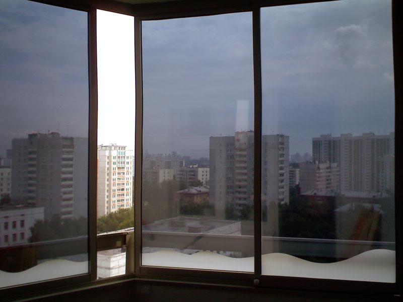 Тонировка окон в квартире стоимость в Крыму - Shadow