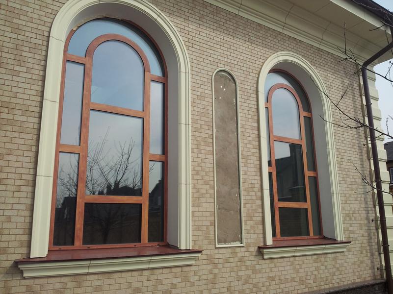Тонировка окон дома в Евпатории - Shadow