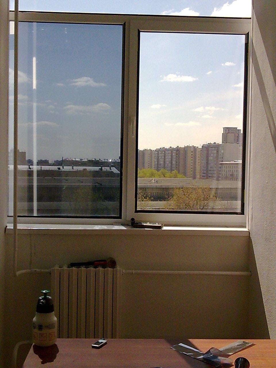 Тонировка окон в квартире стоимость в Евпатории - Shadow