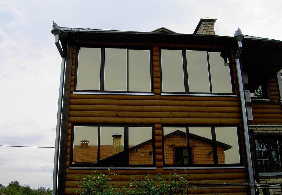 Тонировка окон в квартире стоимость в Свастополе - Shadow
