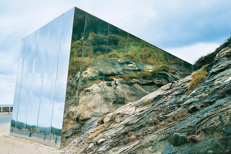 Зеркальная тонировка окон в квартире в Евпатории - Shadow