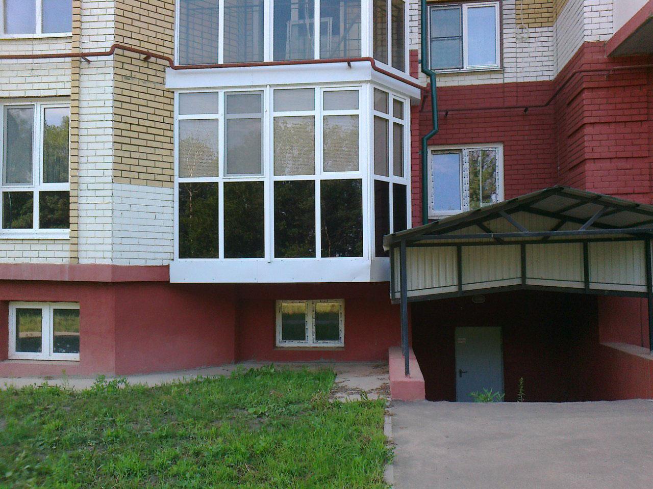 Зеркальная тонировка окон в квартире в Севастополе - Shadow